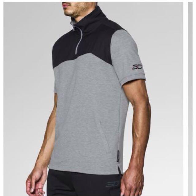 Sc30 1/4 Zip 短袖熱身衣