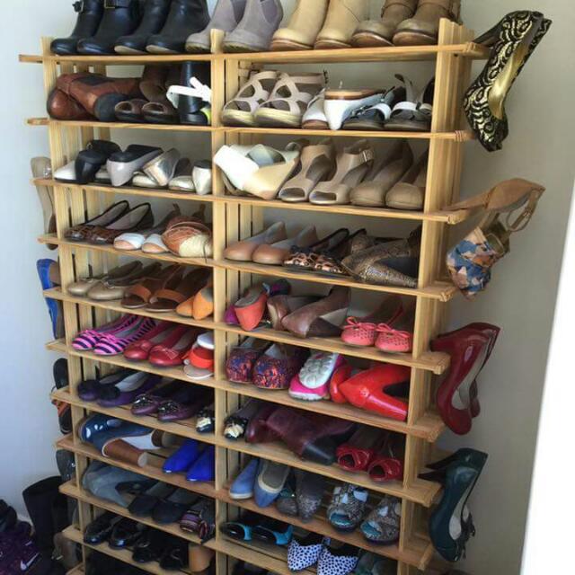 Shoe Lovers Must Have! 12 Tier Shoe Rack