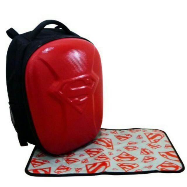 Simple Dimple Bag Superman (M)