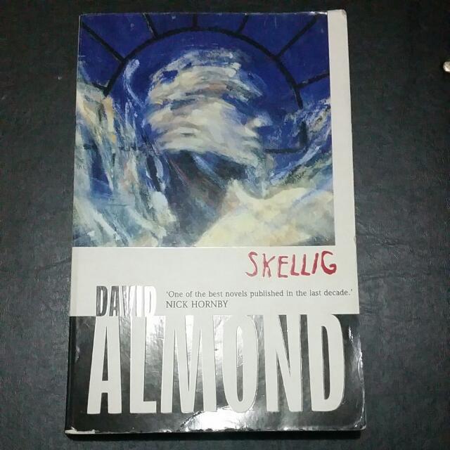 Skellig by David Almond