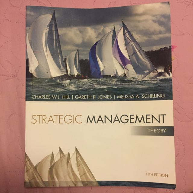 Strategic Management Theory 11th Edition