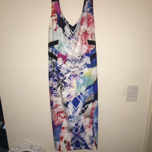 Table Eight Dress