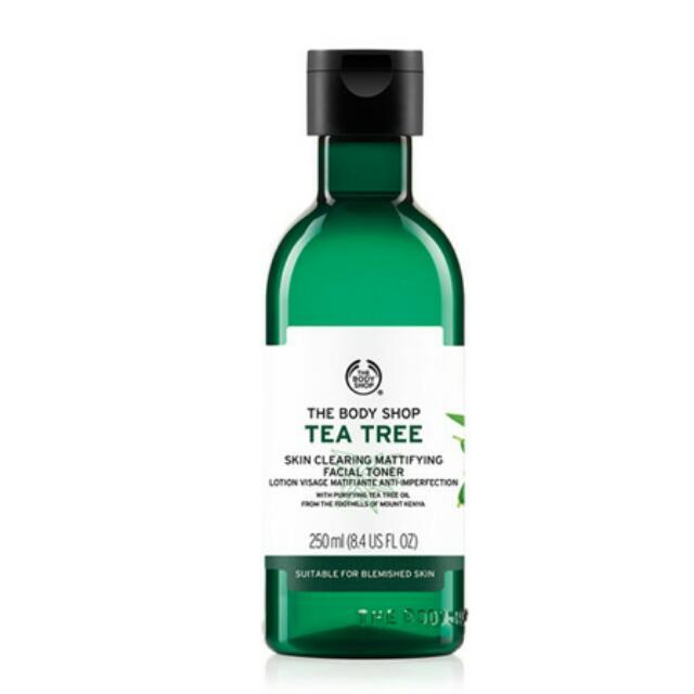 (Free Ongkir)The Body Shop Tea Tree Toner