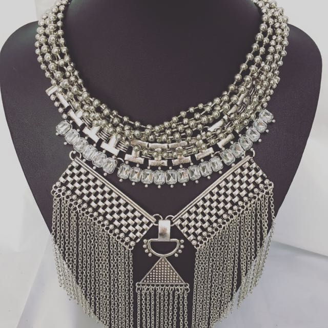 Two Piece Necklace