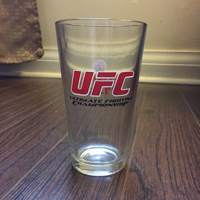 UFC Beer Glass