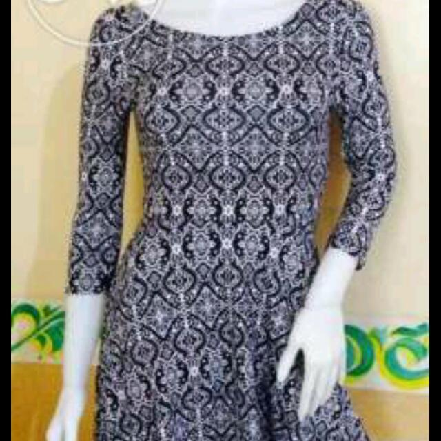 Women Fitting Dress - Freesize (small)