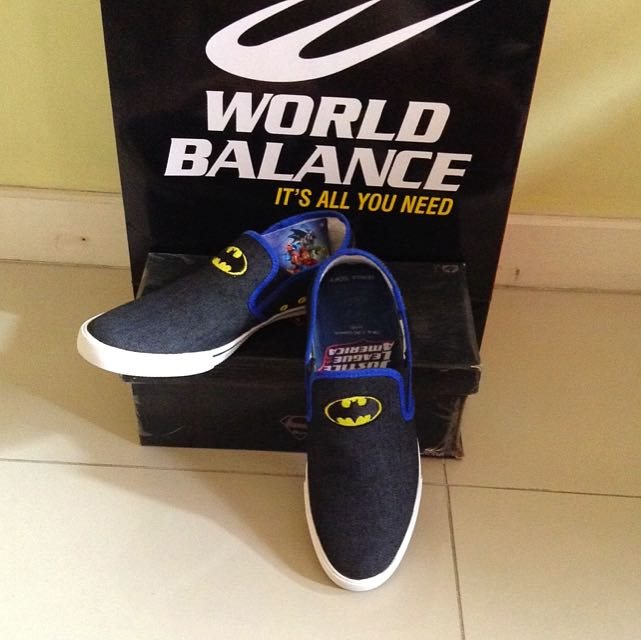 World balance Shoe