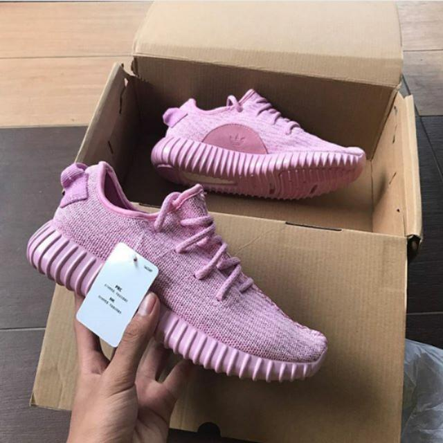 new product ca517 ac1be Yeezy Boost Pink Rose