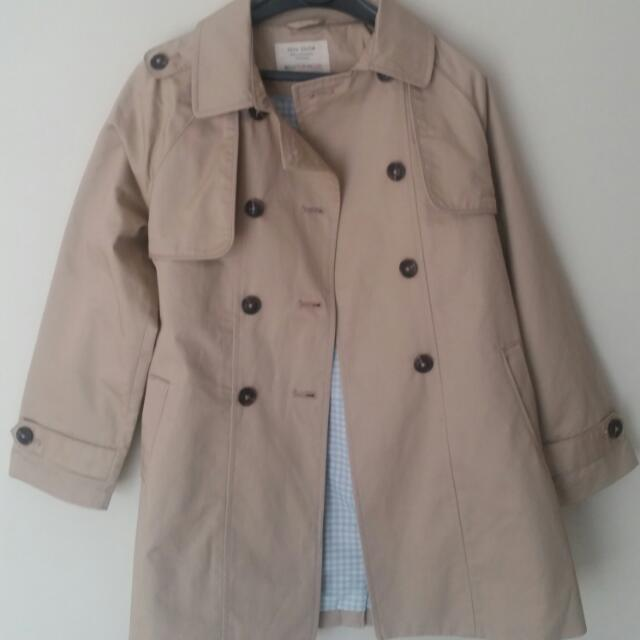 Zara Girls Trench