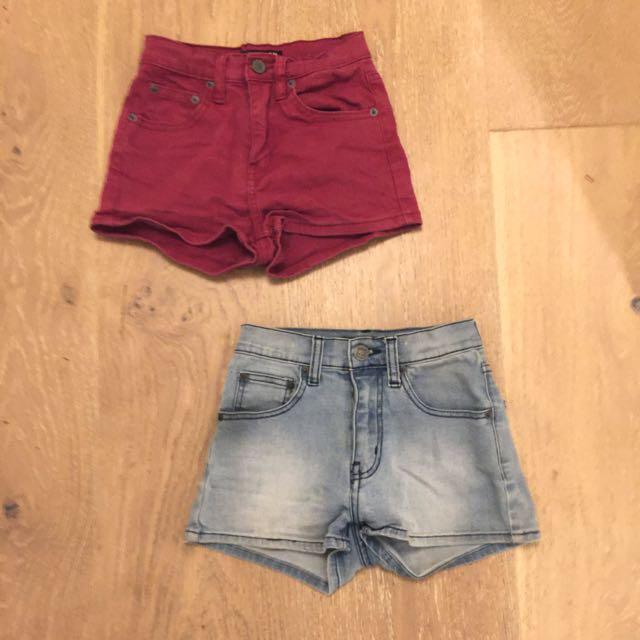 Ziggy Shorts
