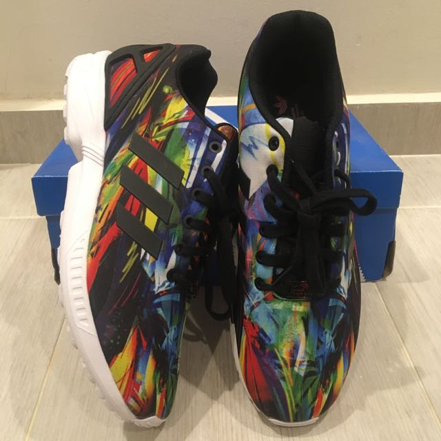 premium selection 1e267 89193 Adidas ZX FLUX AF6323