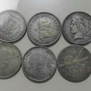 Old US Coins