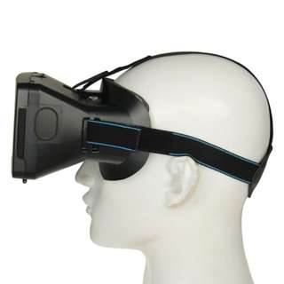 Universal Virtual Reality 3D Video Glasses for 3.5 to 6 inch Smartphones