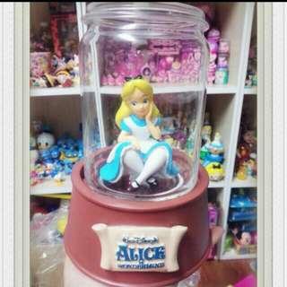 💔 割愛 💔 迪士尼 絕版 愛麗絲 夜燈 公仔