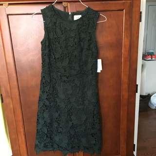 ECI Lace Dress Sz 8