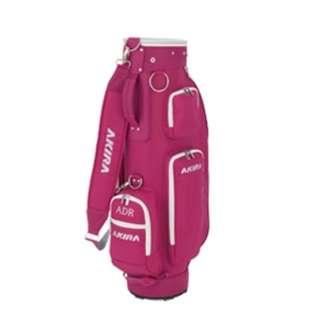 AKIRA ADR EZ Ladies CB 女用 高爾夫球袋 -桃紅