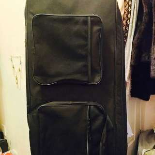 Black Fabric Gig Bag