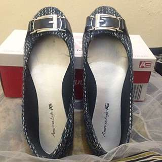 Buckle Flat Shoes American Eagle