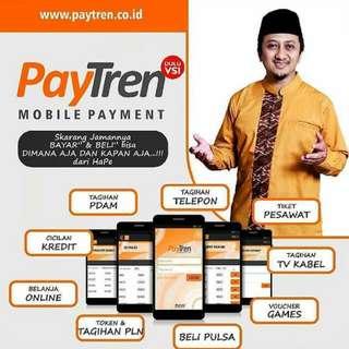 Applikasi HP PAYTREN - Teman Setia Bayar2