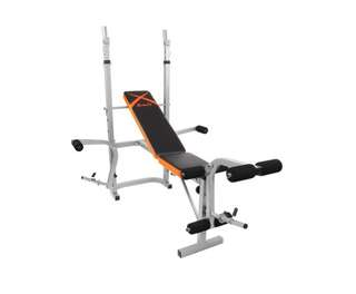 Adjustable Home Gym Multi-Station Weights Bench