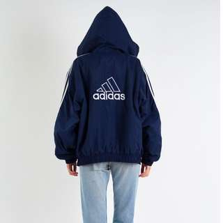 Adidas Hooded Bomber