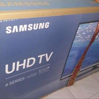 SAMSUNG UHD TV 6000 / 40incs