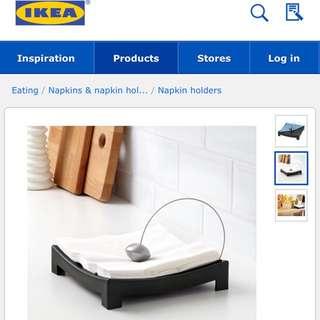 Napkin Holder IKEA