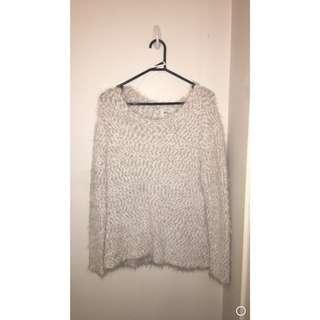 Woollen jumper Size 12