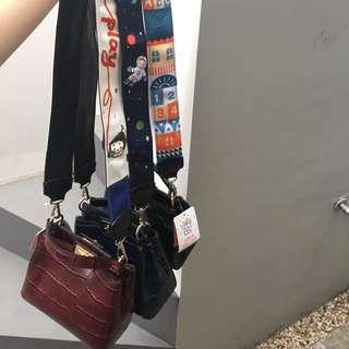 Designer Bag Strap ~ 1.2.3