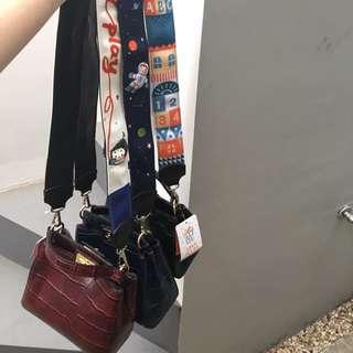 Designer Bag Strap ~ Outer Space