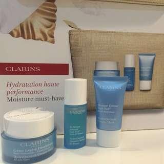 Clarins SKII Laneige Face Hydration Moisturizer Skin Set