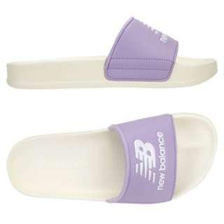 韓國代購 NEW BALANCE 粉紫 紫 奶油底 厚底拖鞋(SD1101DWL)1180含運 NBPJ7S506L