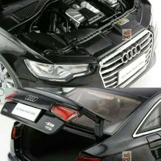 Audi Diecast for A1 / A3 / S3 / A4 / A5 / S5 / A6 / A7 / Q5 / TT / Q3 Model   Scale: 1:18  Selling range from $110.00 to $220.00 each.  Please PM to request for photos of specific model.  20% deposit is needed before processing the order