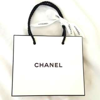 PENDING Chanel Beauty Shopping Bag