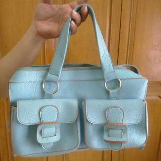 Tas Fashion Baby Blue