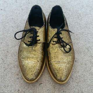 Vivienne Westwood Leather Womens Shoes