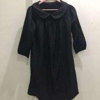 Details Black Dress