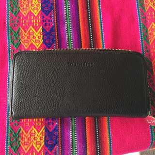 Black Louenhide Wallet