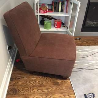 Brown Arm Chair