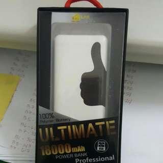 18000 mAh Ultimate Power Bank
