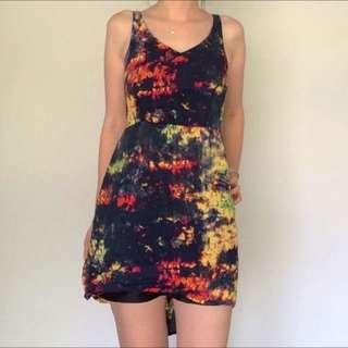 Supre Rainbow Dress