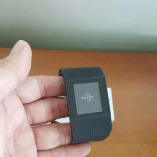 Selling Fitbit Surge for parts.. Sold as a set