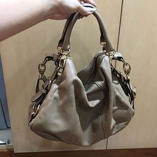 Tilkah Leather Brown Bag