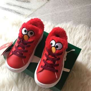 NEW PUMA Sesame Street Elmo Original from Hongkong