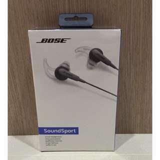 【最後一組】Bose SoundSport耳機