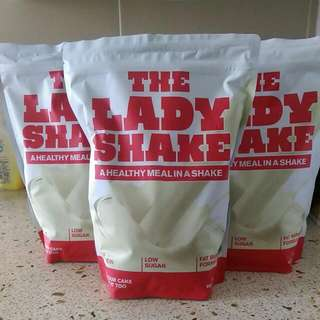 Lady Shake Weight loss Milkshakes