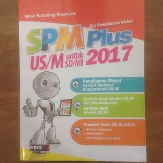 Seri Pendalaman Materi, SPM plus Untuk Sd/mi 2017