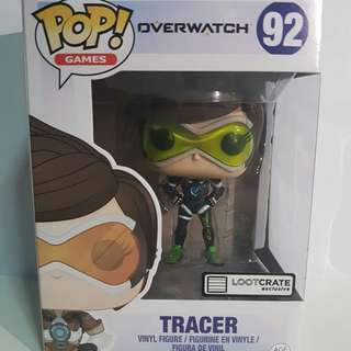 overwatch tracer lootcrate edition ✨[PENDING]