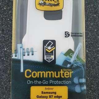 Genuine Otterbox Commuter Series Samsung Galaxy S7 Edge