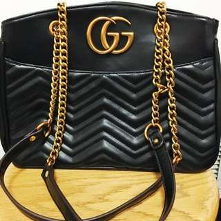 Gucci Marmont Tote Bag